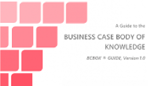 BCBOK® Business Case Body of Knowledge