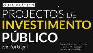 projectos de investimento público