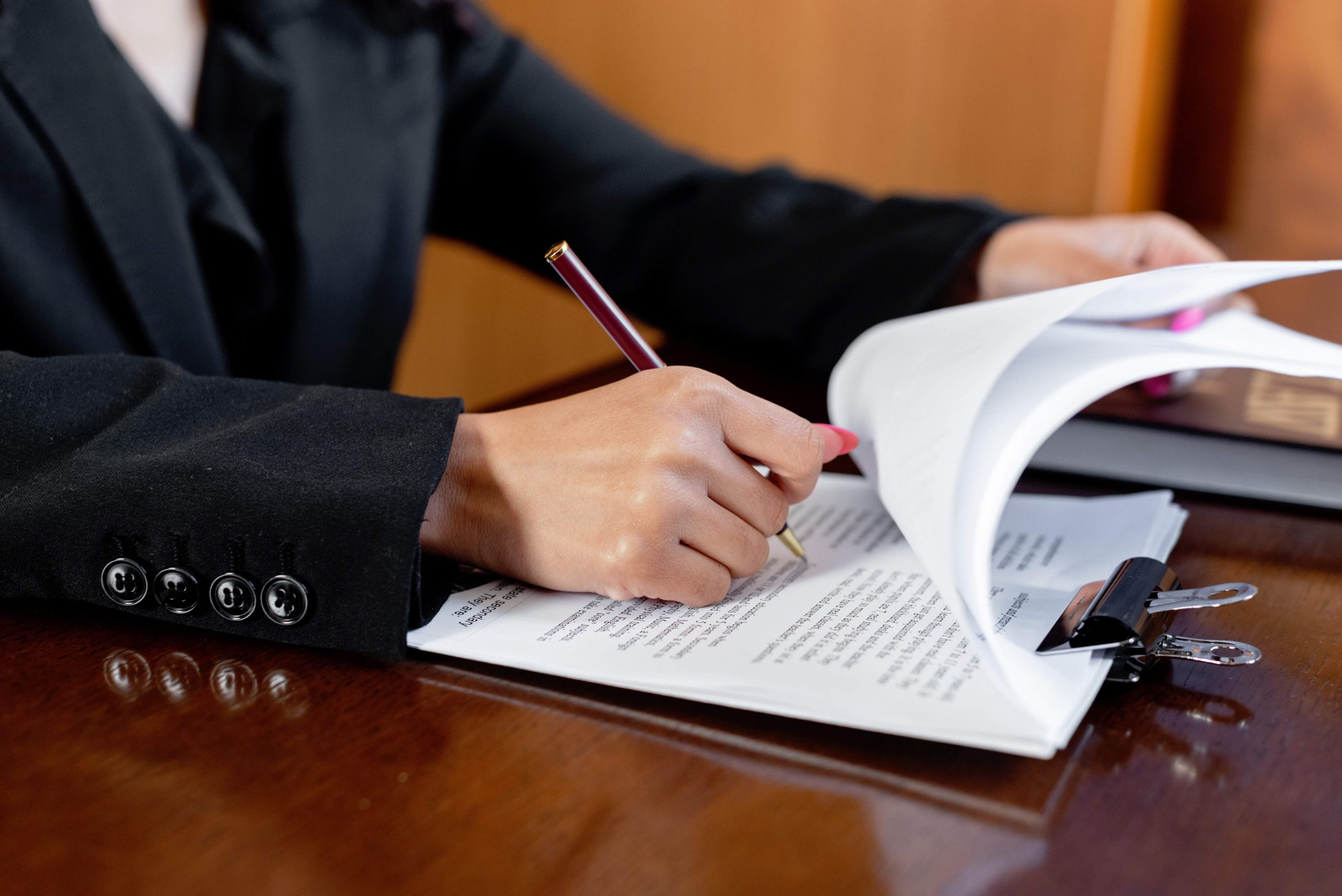 Registries and Notaries